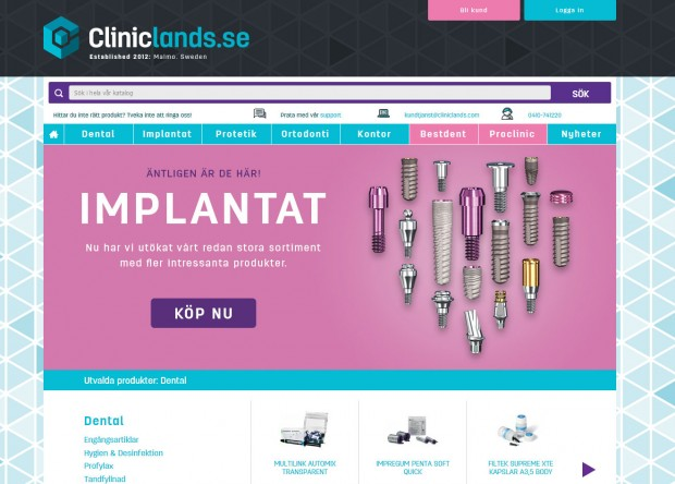 cliniclands