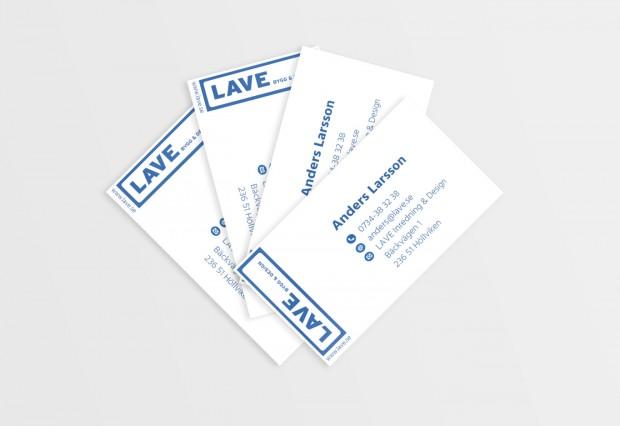 lave-visitkorts