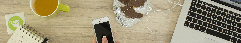 digital choklad hemsida