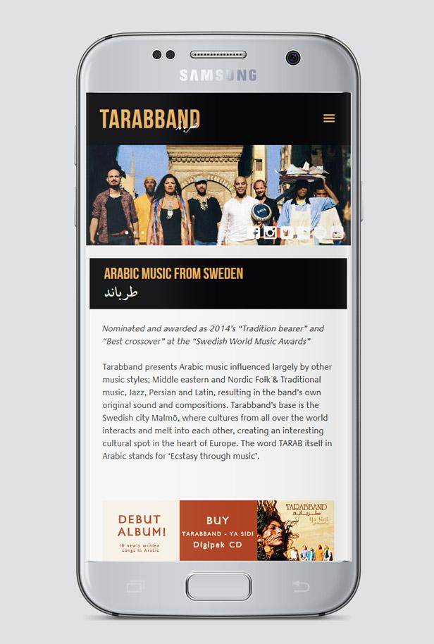 tarabband-mobile